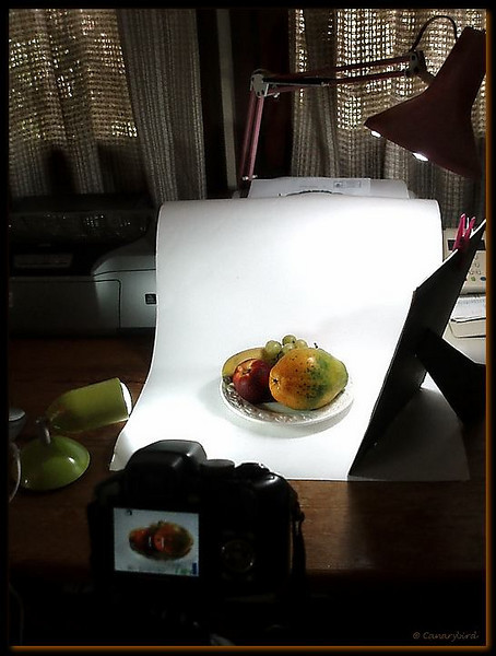food photo tips part 5 artificial lighting