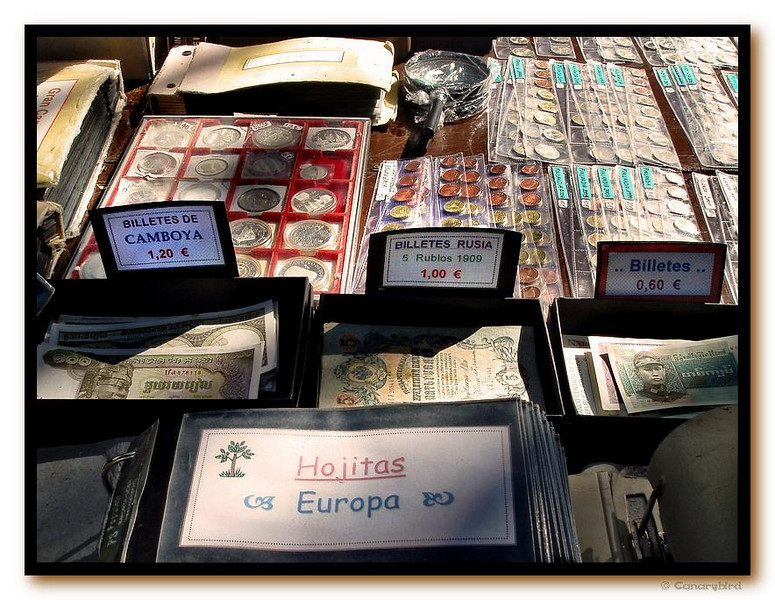 coins & stamps