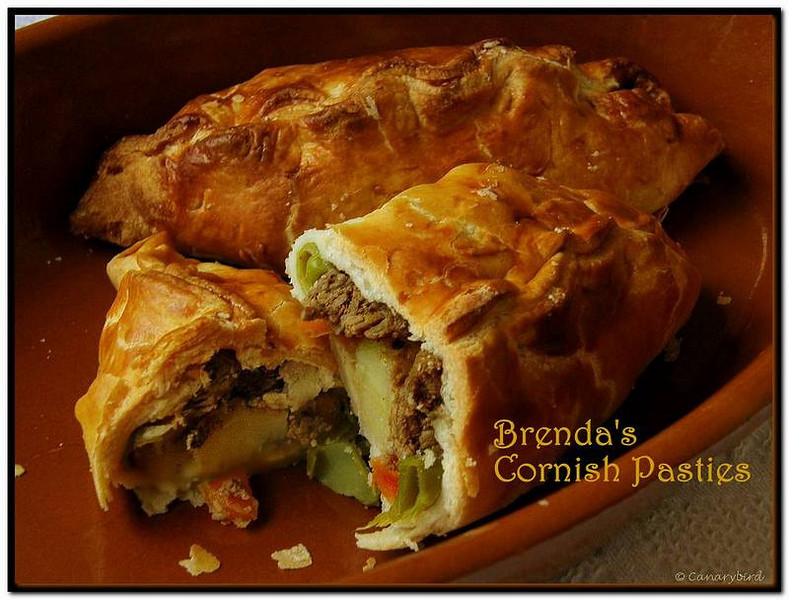 Brenda's Cornish Pasties