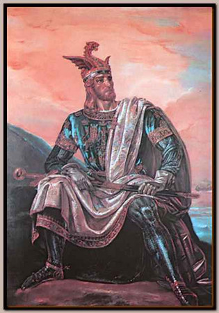 Bill Lewis as King Jaime I