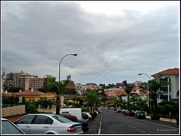 Weather Tenerife North